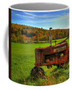 Farmall Coffee Mug by Alana Ranney