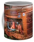 Farmall Tractor Coffee Mug by Bill Wakeley