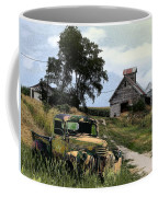 Farmed Out Coffee Mug