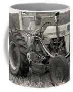 Farmer And His Tractor Coffee Mug