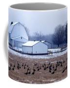 Farmer's Christmas Coffee Mug