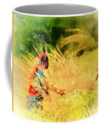 Farmers Fields Harvest India Rajasthan 1a Coffee Mug