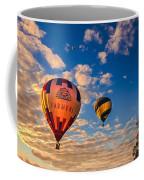 Farmer's Insurance Hot Air Ballon Coffee Mug