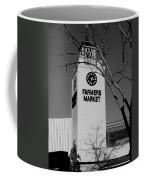 Farmers Market Bw Coffee Mug