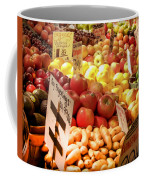 Farmers Market Coffee Mug