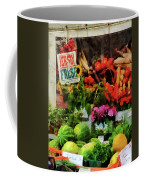 Farmer's Market Coffee Mug