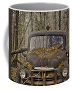Farmers Old Work Truck Coffee Mug