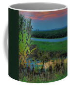 Farm Sunset Coffee Mug
