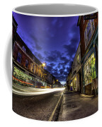 Farnham West St By Night Coffee Mug