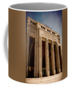 Farrington Field Facade Coffee Mug