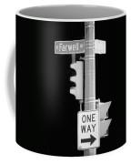 Farwell And Brady Coffee Mug