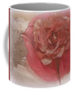 Fascinator Hats In White And Rose Coffee Mug