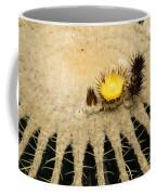 Fascinating Cactus Bloom - Soft And Fragile Among The Thorns Coffee Mug
