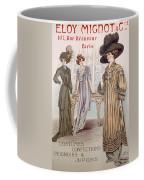 Fashion Advert For Eloy Mignot Coffee Mug