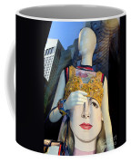 Fashion Face Coffee Mug