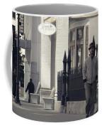 Fashion On The Street Coffee Mug by Dan Sproul