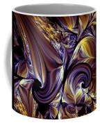Fashion Statement Abstract Coffee Mug