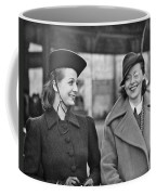 Fashionable Dancers Arrive Coffee Mug