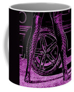 Faster In Fishnets Coffee Mug