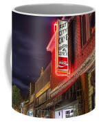 Fat City Cafe Coffee Mug