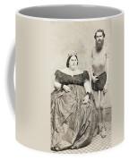 Fat Lady & Thin Man Coffee Mug