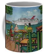 Fat Tuesdays In Cozumel Yucatan Mexico Coffee Mug
