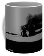 Father And Son Enjoying The Day Coffee Mug
