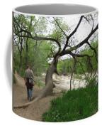 Father And Son Hike Coffee Mug