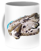 Millenium Falcon Coffee Mug