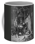 Faust And Mephistopheles Coffee Mug