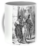 Faust: Mephistopheles 1828 Coffee Mug