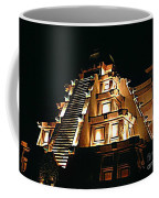 Faux Myan Pyramid Coffee Mug