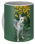 Fawn And The Flowers Coffee Mug
