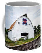 Fayette Farmers Daughter Quilt Barn Coffee Mug
