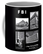 Fbi Poster Coffee Mug