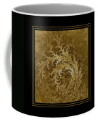 Fear Of The Forest-2 Framed Black And Gold Coffee Mug