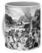 Feast During The Reindeer Epoch Coffee Mug