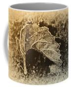 Feather And Leaf Coffee Mug