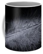 Feather Droplets Coffee Mug