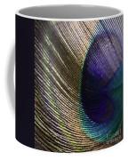 Feather Fan Coffee Mug