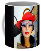 Feather In Her Cap Coffee Mug
