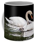 Feather Sun Shade Coffee Mug