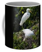 Feathers In A Twist Coffee Mug