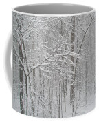 February Snow Coffee Mug