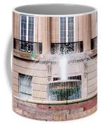 Federal Building Fountain Coffee Mug