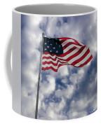 Federal Hill Flag Coffee Mug by Brian Wallace