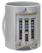 Federal Reserve Coffee Mug by Susan Candelario