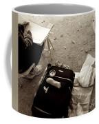 Feed The Art Coffee Mug