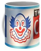 Feed The Clown Coffee Mug
