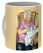Feeding Baby 1 Coffee Mug